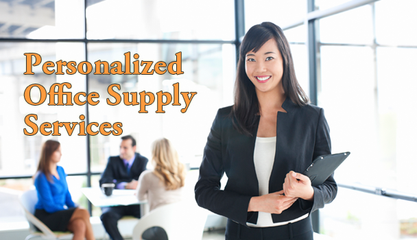 Personalized office supply services